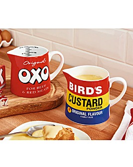 Birds Custard Jug