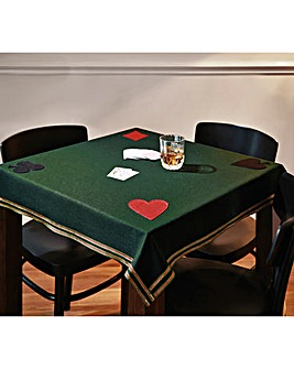 Baize Card Tablecloth 36 inch Square