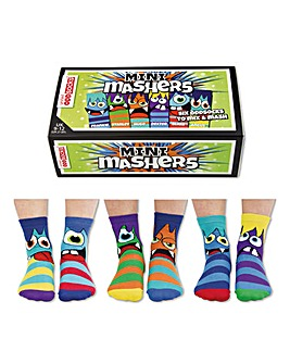 Odd Socks Mini Mashers