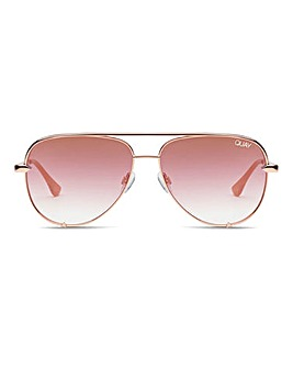 Quay Australia High Key Mini Sunglasses