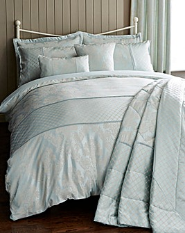 Windsor Jacquard Duvet Set