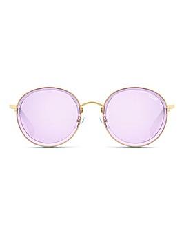 Quay Australia Firefly Violet Sunglasses