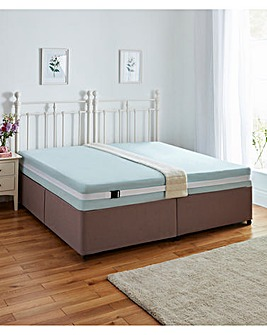 Fleecy Bed Doubler