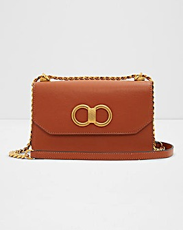 Aldo Adiari Box Bag With Double Ring