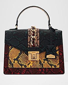 Aldo Glendaa Snake Skin Print Bag