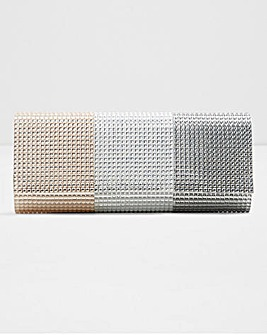 Aldo Aseriri Multi Colour Gem Clutch Bag