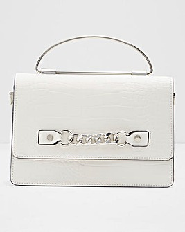 Aldo Thirelle Mini Bag WIth Chain Detail