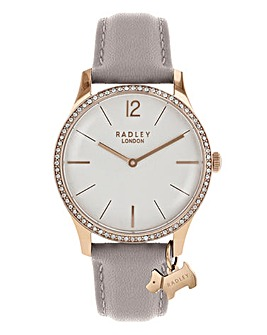 Radley Ladies Millbank Grey Watch