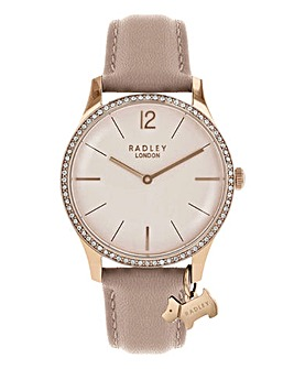 Radley Ladies Millbank Pink Watch