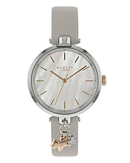 Radley Ladies Silver Charm Watch