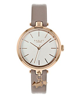 Radley Ladies Pink Charm Watch