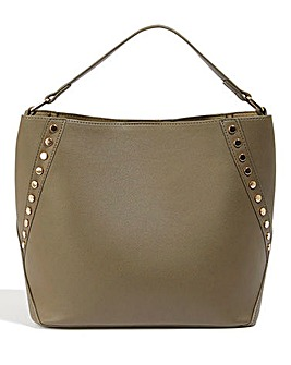 Oasis Sammy Stud Hobo Bag