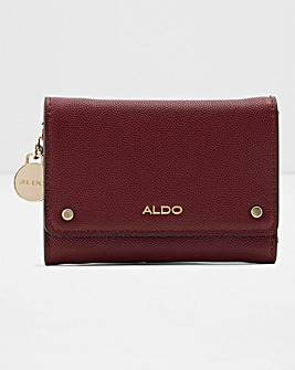Aldo Mini Wallet With Stud Detail