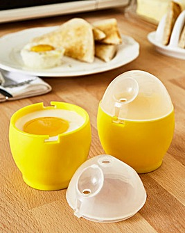 Microwave Egg Paocher Set 2