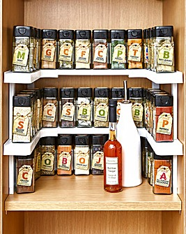Stackable Storage Shelf