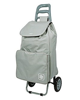 Lightweight Insulated Shopping Trolley