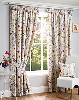 Fully Lined Machine Washable Curtains