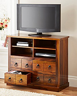 Solid Wood TV Cabinet and Store