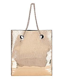 Glamorous Chain Detail Shoulder Bag