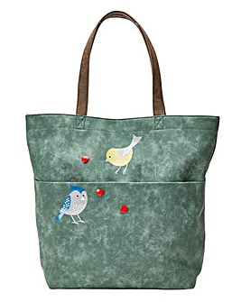 Joe Brown Lover Birds Bag
