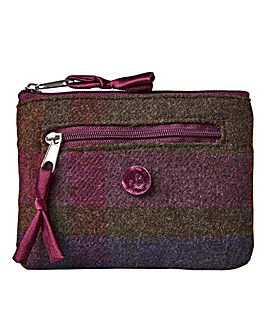 Joe Brown Autumn Forest Tweedy Purse