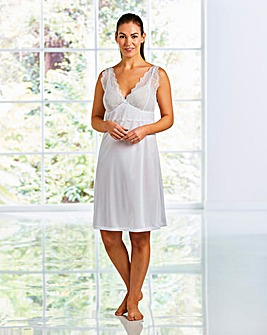 Simply Be Lace Full Slip