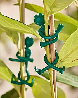 Bendable Frog Ties Pack of 4