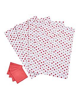 Flamingo Set of 4 Placemats & Coasters