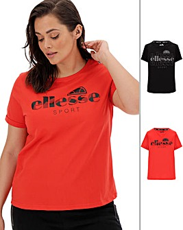 Ellesse Pack of Two T-Shirts