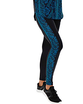 Performance Print Legging
