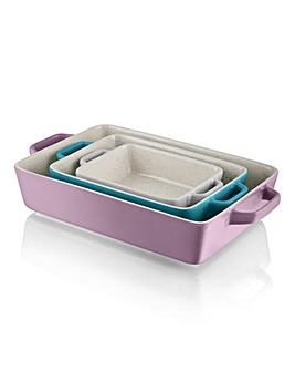 Fearne By Swan Rectangular Oven Dishes