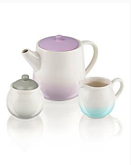 Fearne By Swan Teapot, Sugar & Creamer