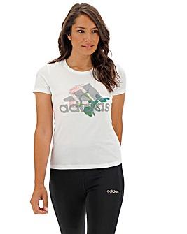 adidas Flowers T-Shirt
