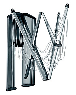 Brabantia WallFix Airer with Storage Box