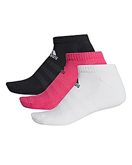 adidas Cushion 3 Pack Socks
