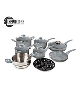 Tower Stone Coated 9pc Pan Set
