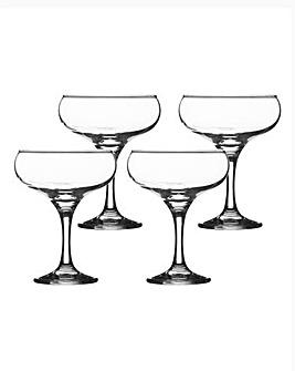 Ravenhead Set of 4 Cocktail Saucers