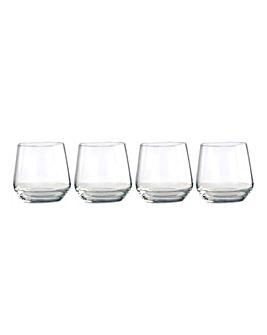 Set of 4 Nova Mixer Glasses