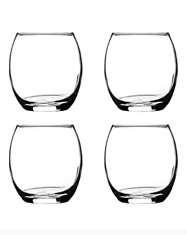 Set of 4 Mode Mixer Glasses