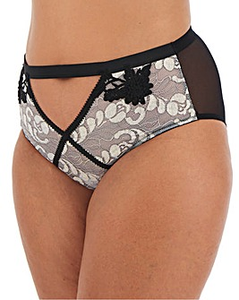 GabiFresh PlayfulPromises Blk/Ivy Briefs