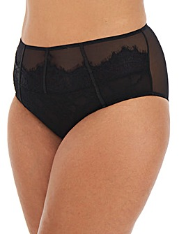 GabiFresh PlayfulPromises Black Briefs
