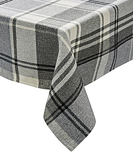 Highland Check Tablecloth