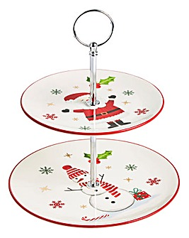Christmas Decorative Cake Stand