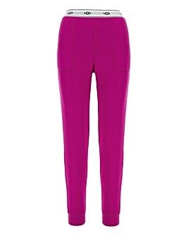 Ugg Cathy Fuchsia Pink Lounge Jogger