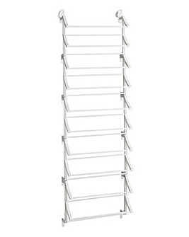 Overdoor Shoe Rack 10 Tier
