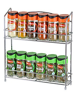 Spice Rack with FREE Spices