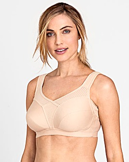 Miss Mary Cotton Fresh Non Wired Bra