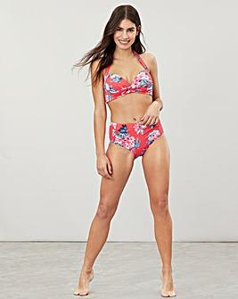 Joules Bonnie Halterneck Padded Bikini