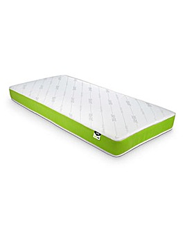 JAY-BE SIMPLY KIDS ANTI-ALLERGY FOAM FREE SPRUNG MATTRESS, SINGLE