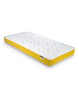 JAY-BE SIMPLY KIDS POCKET SPRUNG ANTI-ALLERGY FOAM FREE MATTRESS, SINGLE